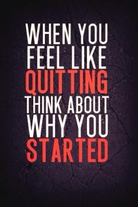 quitting motivational